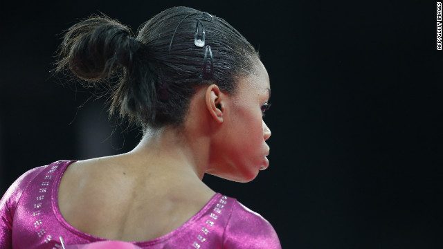 Opinion: Why focus on Gabby Douglas&#039; hair?