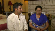 Mother and son remember heroic Sikh victim