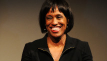 Former Olympian Jackie Joyner-Kersee