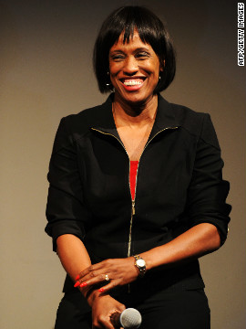 "Jackie Joyner-Kersee, former U.S. heptathlon and long jump athlete: ""I'm an asthmatic and I had to have my inhaler with me all the time because I was always afraid I might have an attack. The weather might change wherever I am so I kept it inside my sports bra. I couldn't live without it.""<br/><br/><br/><br/>"