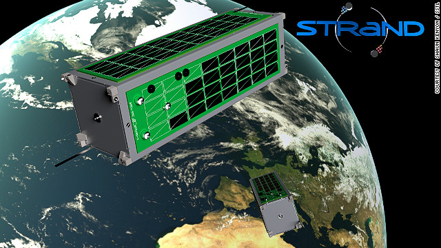 British satellite manufacturer SSTL and the UK's University of Surrey are developing a &lt;a href='http://www.sstl.co.uk/news-and-events?story=2025' target='_blank'&gt;&quot;novel in-orbit docking system&quot;&lt;/a&gt; using Kinect technology. 