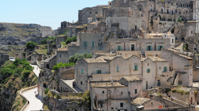 Once abandoned, this ancient Italian town carved out of a limestone gorge has been made a UNESCO World Heritage Site thanks to repopulation by artists and hippies. Take a dip in its natural rock springs before touring cave dwellings and other relics of the past. 