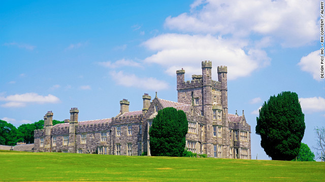 Fermanagh, a quiet but beautiful lake district, presents opportunity for flights of Gaelic fancy. Tour storybook castles, misty lakes and imposing mountains while staying at Crom Castle, an ancient estate where many host weddings.
