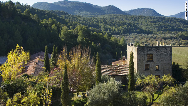 The Matarranya region of Spain, the country's answer to Tuscany, sits at the intersection of three ancient kingdoms and offers leisurely and economical escapes like the Hotel Torre del Visco. 