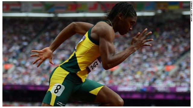 Semenya debuta en los Olímpicos tras la controversia sobre su género