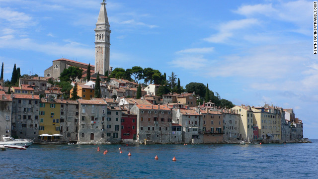 While the Croatian city is busy most of the year, an off-season stay in Rovinj gives a traveler free reign of Istrian beaches, wine-minded restaurants and even a design hotel.