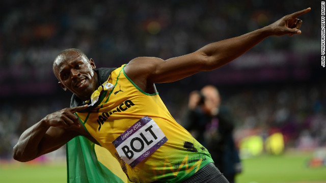 There might be more to Usain Bolt's trademark pose than meets the eye. Researchers say certain poses can generate a burst of testosterone.