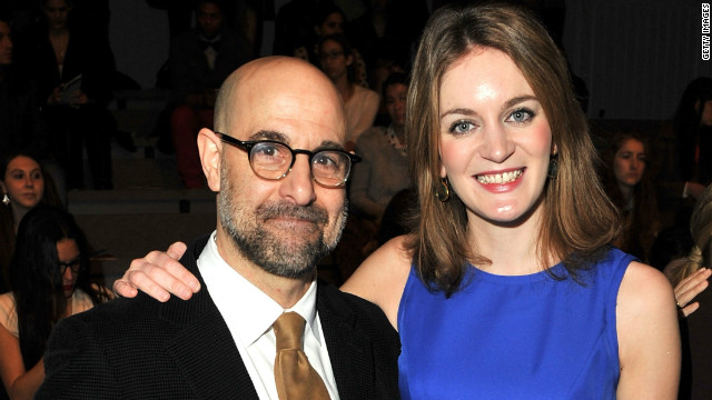 Stanley Tucci and Felicity Blunt plan to have a large wedding