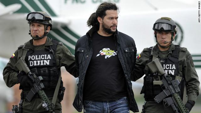 colombia captures leader of violent drug cartel cnncom