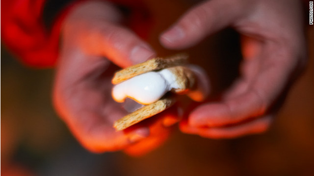 National s&#039;mores day