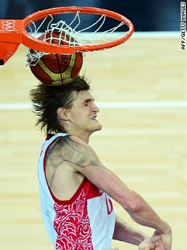 &quot;Knock yourself out,&quot; Andrey Kirilenko's coach said. 