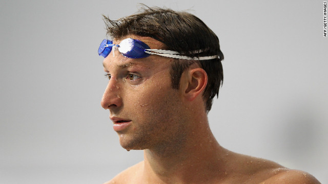 "Ian Thorpe, Australian swimmer: ""I actually had a bag of licorice that no matter how I felt, whether it was a good swim or bad swim, it was my go-to. So bizarre... probably the worst thing to have as a thing at the Olympics."" <br/><br/>"