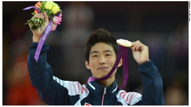 Un gimnasta surcoreano sale de la pobreza extrema tras ganar el oro