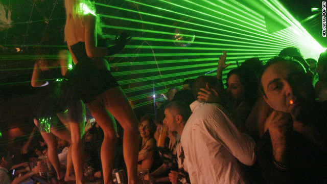 Beirut is the party capital of the Middle East, but even when clubbing at renowned nightspot B018 reminders of a tumultuous recent past are not far away.