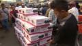 Indonesia's rising food prices