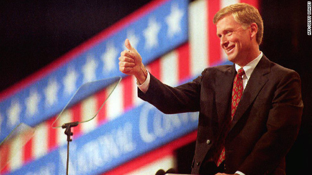 "In a 1988 debate, vice presidential candidate Dan Quayle (pictured) was on the receiving end of the ""Senator, you're no Jack Kennedy"" jab from Lloyd Bentsen."