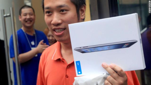 China enjuicia a nueve personas en caso de venta de riñón por un iPad