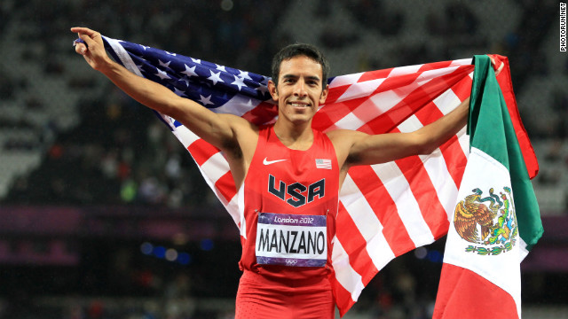 Opinion: U.S. Olympic athlete, Mexican flag?