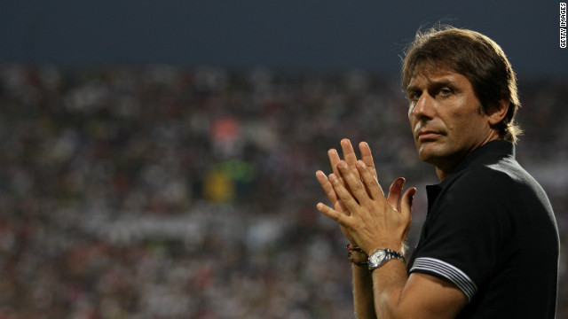 Antonio Conte is suspended for 10 months from football amid match-fixing allegations.