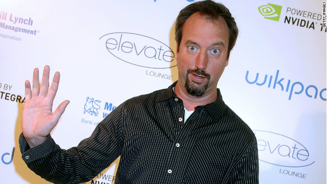 Tom Green gets his first stand-up comedy special