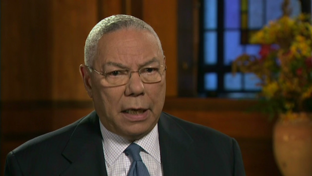 Powell: Partisanship perhaps worst in 40 years