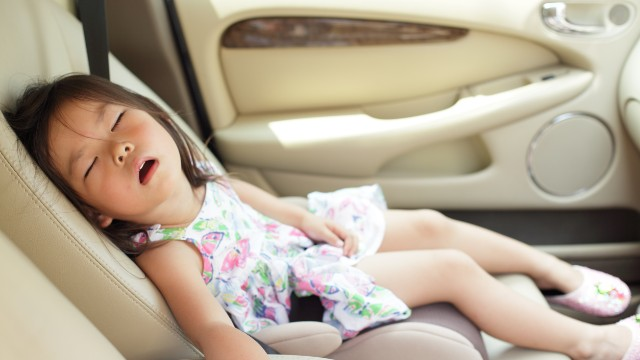 Snoring in kids could mean other problems, doctors say