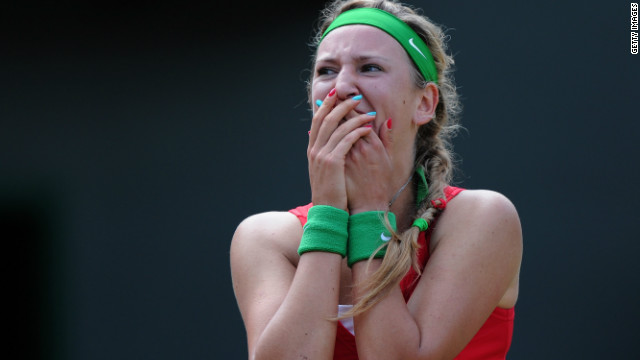 Top-ranked Victoria Azarenka is a big doubt for the U.S. Open, which starts on August 27.