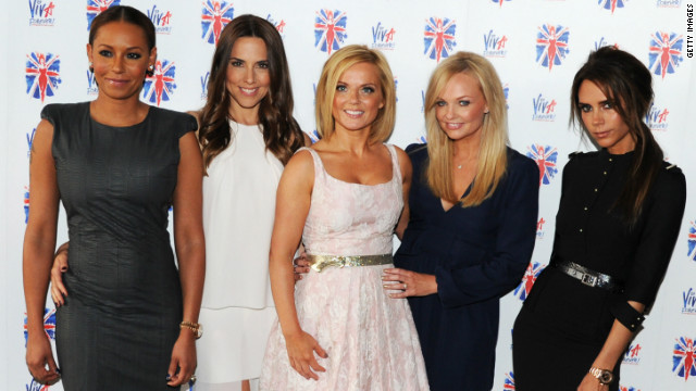 Talk of a Spice Girls reunion, and more news to note