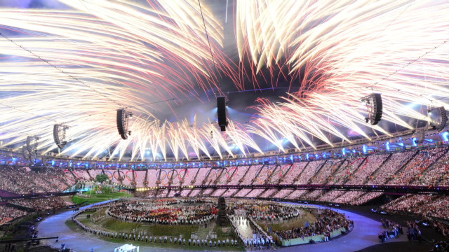 My Take: With Olympics, we yearn to be like gods