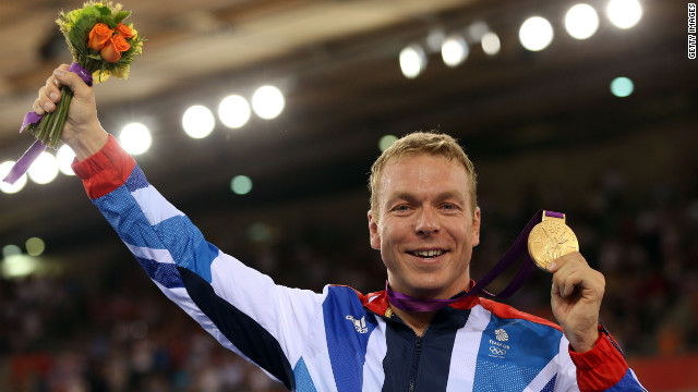 Chris Hoy became Britain's most successful Olympian with six career golds as Team GB dominated the cycling events, winning nine medals in total. 