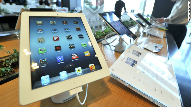 It is alleged that nine people helped a teenager to sell one of his kidneys so he could buy an iPhone and an iPad. (File)