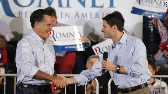 Vote for Mitt Romney and Paul Ryan This November