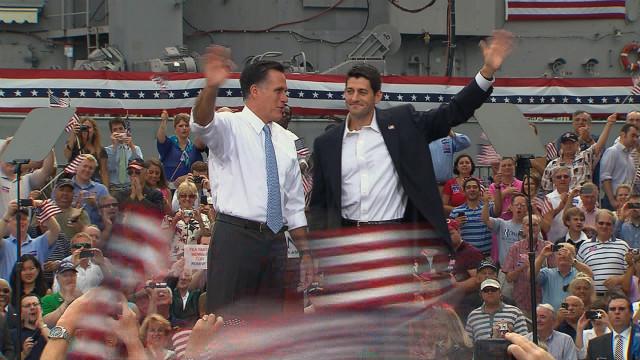 Romney elige a Paul Ryan como compañero de candidatura
