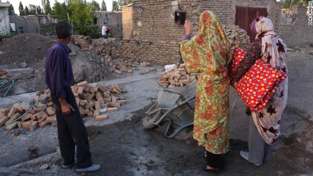 Más de 250 muertos y 1.800 heridos tras dos fuertes terremotos en Irán