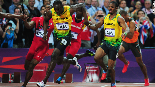 London 2012: Top-10 sporting moments