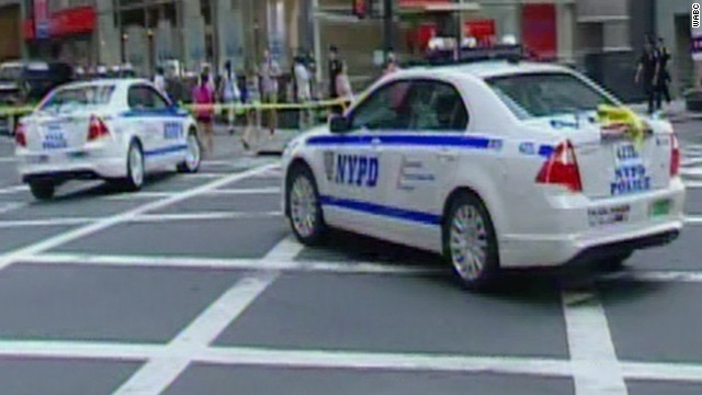 NYPD worked with CIA officers in the decade after the September 11, 2001, attacks.