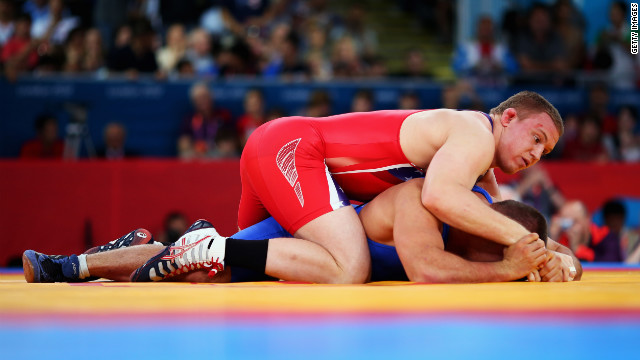 Varner defeated Ukraine's Valerii Andriitsev in the gold medal match Sunday.