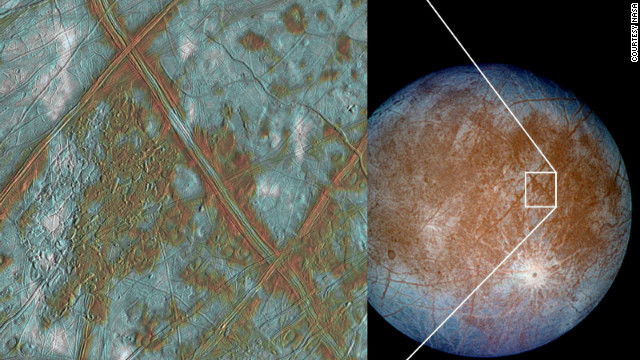 Aliens in the oceans - searching for life on the moons of Jupiter
