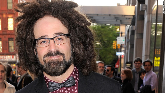 "Counting Crows frontman Adam Duritz and Aniston dated in 1995. ""We never even slept together,"" Duritz once said of their romance, via US Weekly."