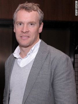 "Tate Donovan and Aniston were engaged in the mid-'90s. Before the couple called it quits, he appeared on ""Friends"" as the boyfriend of Aniston's character, Rachel Greene."