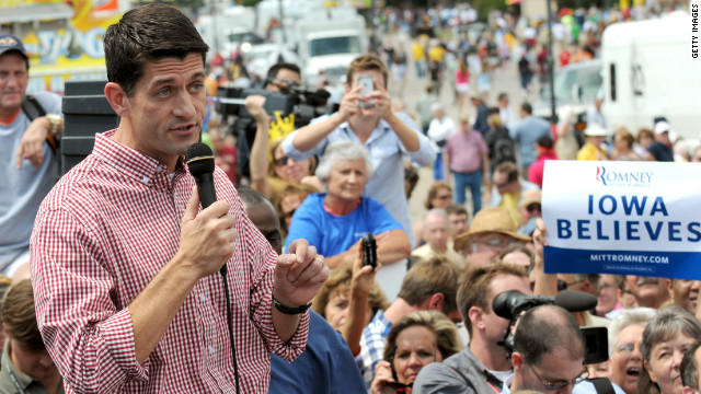 Paul Ryan, rising GOP star