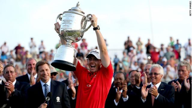 Rory McIlroy de vuelta a la cima del golf