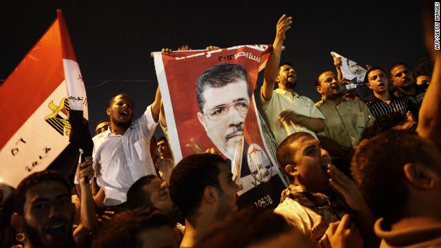 El presidente egipcio, ¿democrático o autoritario?