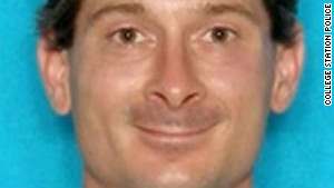 College Station police identified the dead suspect as 35-year-old Thomas Caffall of Bryan, Texas.