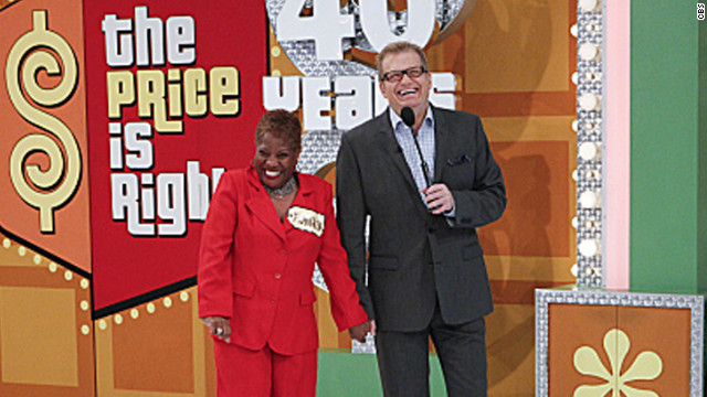 Drew Carey hosts CBS'