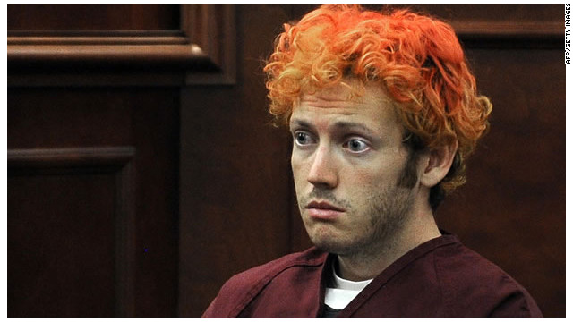 Juez ordena sellar registros clave en juicio contra James Holmes
