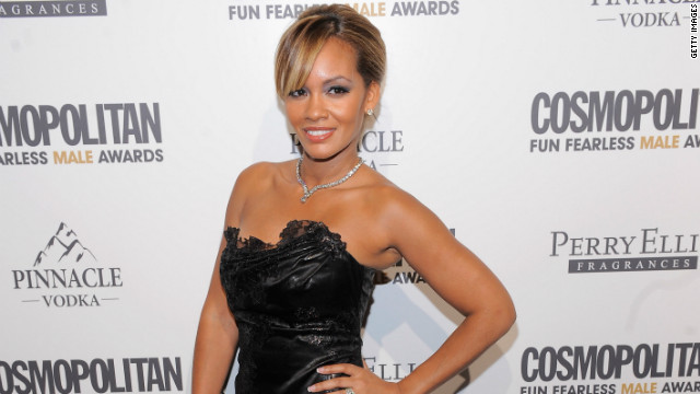 Evelyn Lozada: Domestic violence is not OK