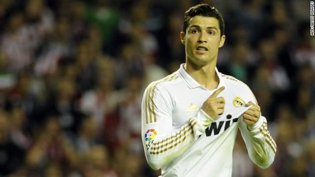 """Cristiano Ronaldo """"golea"""" en Facebook con 50 millones de seguidores"""
