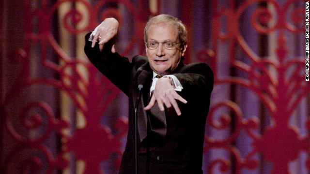 "Actor <a href='http://www.cnn.com/2012/08/14/showbiz/obit-palillo/index.html'>Ron Palillo</a>, who played class clown Arnold Horshack on the 1970s television comedy ""Welcome Back, Kotter,"" died from a heart attack at age 63 on August 14."
