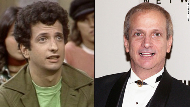 """Welcome Back, Kotter"" fans are mourning the loss of Ron Palillo, who<a href='http://www.cnn.com/2012/08/14/showbiz/obit-palillo/index.html' target='_blank'> died</a> of a heart attack Tuesday at 63. As Arnold Horshack, one of the ""Sweathogs,"" on the ABC series, Palillo was beloved by viewers for his unique laugh and ""Oooh! Oooh!"" catchphrase."